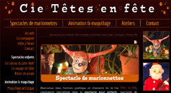 spectacles de marionnettes Rennes